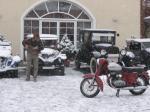 Vánoční vyjížďka VCC Plzeň
