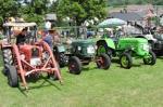 7. setkání starých traktorů a veteránů v Brnířově