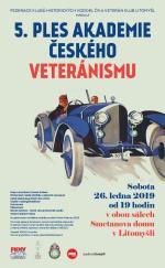 Ples Akademie českého veteránismu