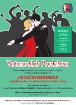 Taneční merenda VK Pardubice