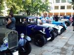 Písecká jízda historických vozidel