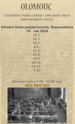Sběratelská burza Olomouc