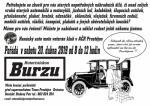 Motoristická burza Prostějov