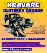 Oldtimer Parade Kravaře