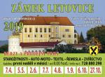 Burza zámek Letovice
