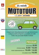 Mototour Javorník