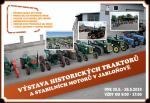 Výstava traktorů Jabloňov