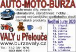 Auto - moto burza Valy u Přelouče