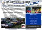 Den s historickou technikou Velký Osek