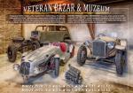 Burza historických vozidel a dílů Chotusice