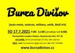 Burza - blešák Divišov