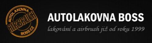 Výsledek obrázku pro logo Dušan Sedláček – AUTOLAKOVNA BOSS