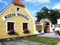 1.České muzeum motocyklů