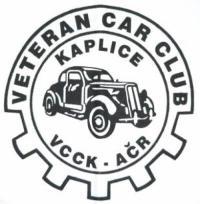Veterán car club Kaplice v AČR