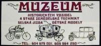 Muzeum veteránů Pořežany