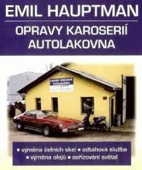 Autolakovna Prachatice