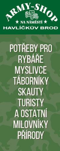 Armyshop Havlíčkův Brod