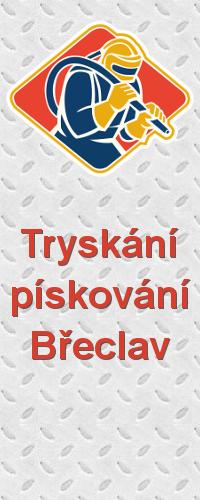 Tryskání pískování Břeclav