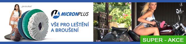 Micron Plus - Leštící kotouče