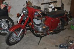JAWA 350-354