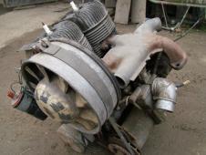 Motor Trabant 601