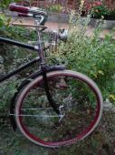 Historický bicykl