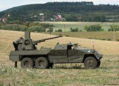 Praga V3S PLDVK - Ještěrka