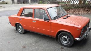 Lada Vaz 2101 r.v. 1977