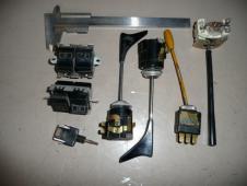 Přepínače na autoveterány