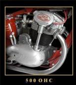 Prodám motor Jawa 500 OHC