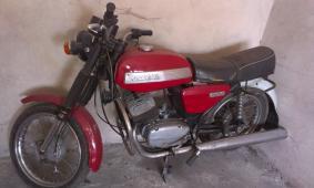 Jawa 350/634 - 4, r.v. 1974