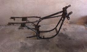 Ram Jawa 350/634 - 4, r.v. 1974