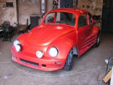 VW Brouk 1300 tuning