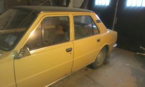 Škoda 120 L r.v. 1978