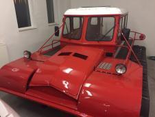 Snow Trac sněžné vozidlo