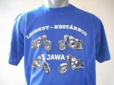 JAWA pérák, 500 OHC, 250, 634 - tričko