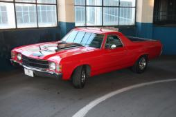 GMC SPRINT /Chevy El Camino/1971