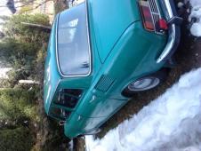 Škoda 100 r.v. 71 STK, Emise