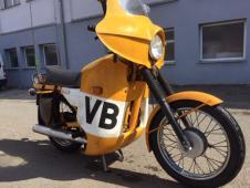 Prodám Jawa 638 - policejní VB