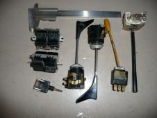 Přepínače směrových světel na veterány