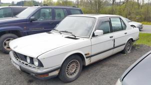 BMW - veterán, stáří 30 let, s platnou technickou