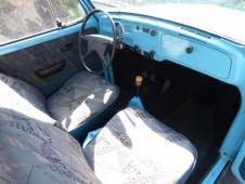 VW BROUK 1200 - rok 1970 v TOP stavu