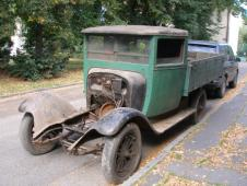 Chevrolet Utility Truck 1928