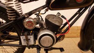 Adler m100 (žádný Sachs,Jawa )