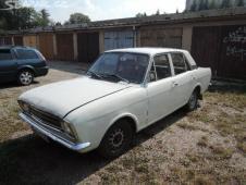 Ford Cortina de Luxe 1300