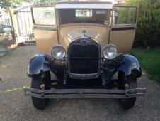 Ford A Roadster coupe 1928