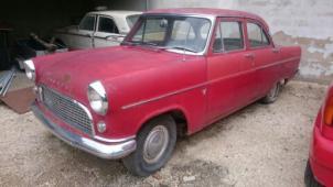 Ford Consul 375 Turismo, r.v.1962
