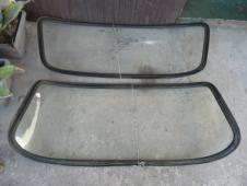 Přední a zadní okno na Škoda 1000MB