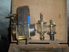 Stabilní motor Lorenz 3-4 Ps