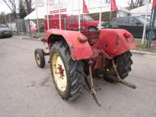 Historický traktor HELA Diesel - LANZ D38